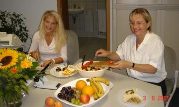 Obstfrauen 03.08.2005