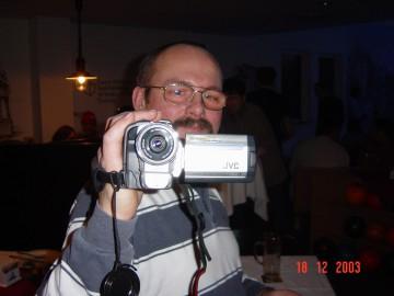 Weihnachtsfeier Bergschenke 2003 002